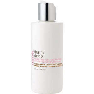 mark That's Deep Purifying Gel Cleanser