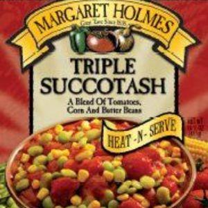 Margaret Holmes Triple Succotash - Blend of Tomatoes, Corn & Butter Beans