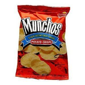 Frito-Lay - Munchos Potato Crisps