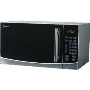 Oster 1000 Watt 1 1 Cubic Feet Microwave Oven Ogb61101