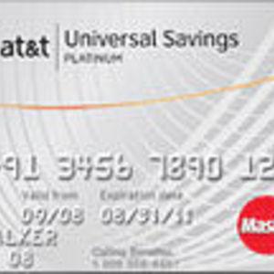 Citi - AT&T Univeral Savings & Rewards MasterCard