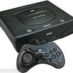 Sega Sega Saturn Console