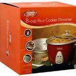 Signature Classics 8-Cup Rice Cooker