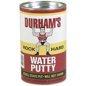 Durham's Rock Hard Water Putty