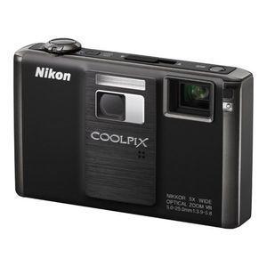 Nikon - Coolpix S1000 Digital Camera