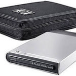HP PD2500x Pocket Media Drive