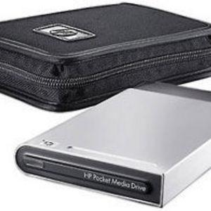 HP PD2500x Pocket Media Drive