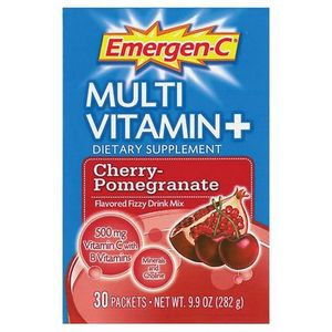 Emergen-C Multi-Vitamin Plus Fizzy Drink Mix