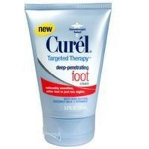 Curel Targeted Therapy Deep Penetrating Foot Cream