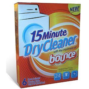 Bounce 15 Minute Dry Cleaner