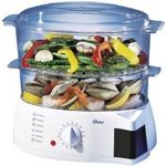 Oster Mechanical Food Steamer and Rice Cooker 5711