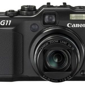 Canon - PowerShot G11 Digital Camera