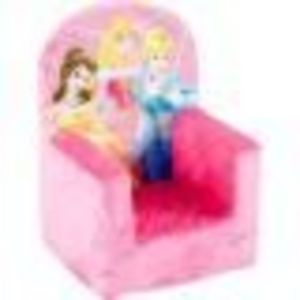 Disney Princess Marshmallow Fun Furniture High Back Chair