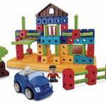 Fisher Price Trio Building Blocks