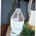 Elegant Home Design, LTD Flower Garden Essence Ultra Moisturizing Hand Soap
