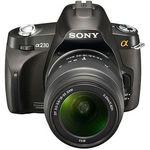 Sony - Alpha DSLR-A230L with 18-55mm lens Digital Camera