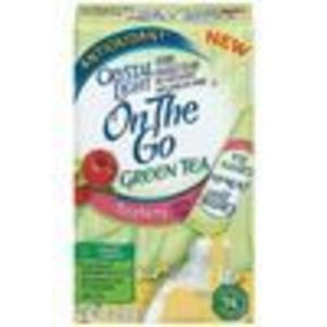 Crystal Light On the Go, Green Tea Raspberry