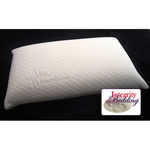 Integrity Bedding Italian Memory Foam Pillow with Plush Bamboo Cover