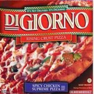 DiGiorno Self-RIsing Spicy Chicken Pizza