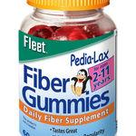 Pedia-Lax Fiber Gummies