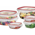 Rubbermaid Lock-Its Storage Containers