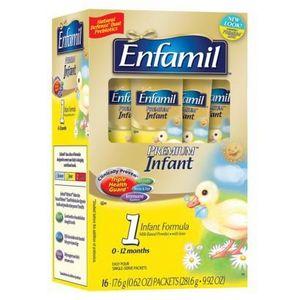 Enfamil Premium Infant Formula Single-Serve Packets