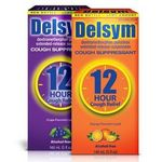 Delsym Cough Suppressant 12 hour Cough Relief