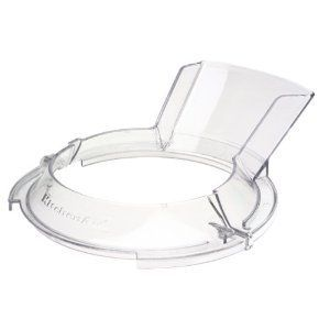 KitchenAid Pouring Shield Accessory for Stand Mixer KN256PS/KPS2CL