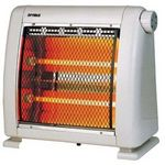 Optimus Portable Infrared Quartz Radiant Heater
