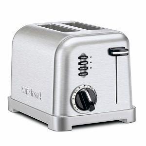 Cuisinart Metal Classic 2-Slice Toaster