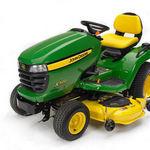 John Deere 500 series riding mower