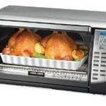 Black & Decker 6-Slice Digital Advantage Convection Toaster Oven with Broiler