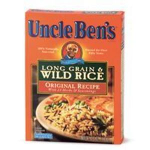 Uncle Ben's Long Grain & Wild Rice