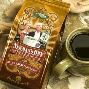 Newman's Own Organics Nell's Breakfast Blend Coffee
