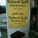 Trader Joe's Reduced Guilt Brownies