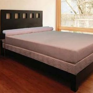 Million Dollar Mattress  Model 308-L Natural Latex Mattress