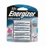 Energizer - AA4 Ultimate Lithium Batteries