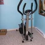 Universal Fitness Elliptical