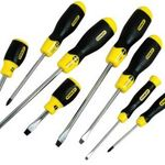 Stanley Tools Easy Grip Screwdrivers
