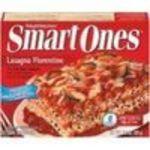 Weight Watchers Smart Ones Lasagna Florentine