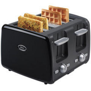 Oster 4-Slice Retractable Cord Toaster