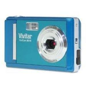 Vivitar - Vivicam 8018 Digital Camera