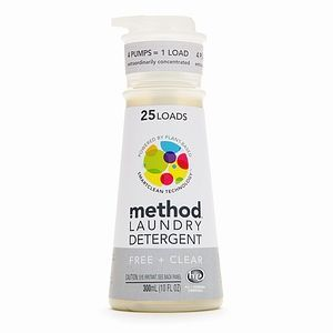 method Free and Clear Laundry Detergent