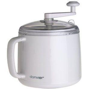 Donvier 1-Quart Ice Cream Maker
