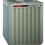 Trane XE1000 heat pump