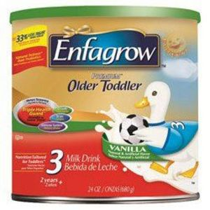 Enfamil Enfagrow Premium Older Toddler Vanilla Milk Drink