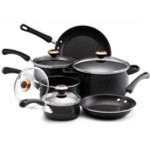 Paula Deen 10-Piece Non-Stick Cookware