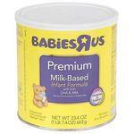 "Babies ""R"" Us Premium Baby Formula"