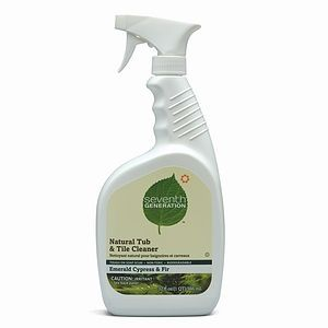 Seventh Generation Tub & Tile Cleaner Natural Emerald Cypress & Fir Scent