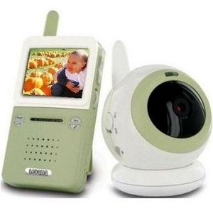 Levana Interference-Free Digital Wireless Video Baby Monitor with Night Light Lullaby Camera